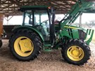 Tractor For Sale:  2014 John Deere 5115M
