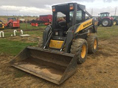 Skid Steer For Sale 2007 New Holland L185 , 78 HP