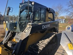 Skid Steer-Track For Sale 2016 John Deere 329E