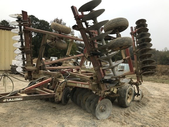 Krause 3950 Disk Harrow For Sale