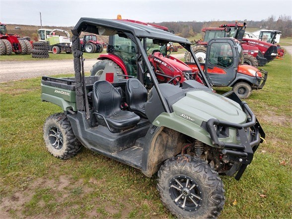 2016 John Deere XUV550 Utility Vehicle For Sale