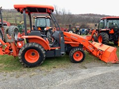Tractor For Sale 2012 Kubota L45TLB , 45 HP