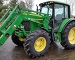 Tractor For Sale: 2005 John Deere 6420, 90 HP