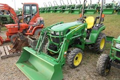 Tractor For Sale 2018 John Deere 2032R , 32 HP