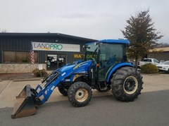 Tractor For Sale 2010 New Holland Boomer 4060 , 51 HP