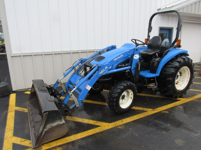 2003 New Holland TC45 Tractor For Sale