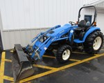 Tractor For Sale: 2003 New Holland TC45, 45 HP