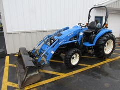 Tractor For Sale:  2003 New Holland TC45 , 45 HP