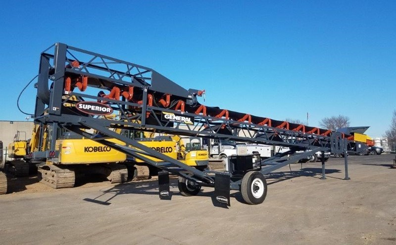 2019 Superior 30X70PRSC Conveyor - Stacking For Sale
