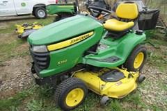 Lawn Mower For Sale 2010 John Deere X340 , 25 HP