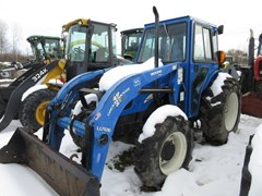 Tractor For Sale 2008 New Holland TN60A , 57 HP