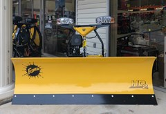 Snow Equipment For Sale Fisher HD2 Snow Plow