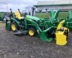 Compact Utility Tractor For Sale: 2018 John Deere 2025R, 25 HP