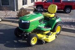 Riding Mower For Sale 2018 John Deere X758 , 24 HP