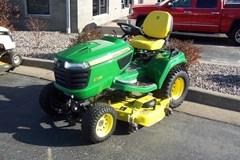 Riding Mower For Sale 2015 John Deere X738 , 25 HP