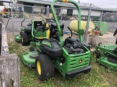 Zero Turn Mower For Sale 2016 John Deere Z960 72""