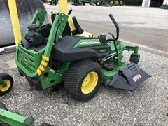 Zero Turn Mower For Sale 2017 John Deere Z950M