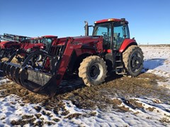 Tractor For Sale 2009 Case IH MAGNUM 210