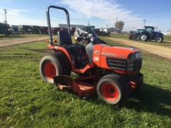 Tractor For Sale 2007 Kubota B7510HSDTR , 21 HP