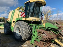 Forage Harvester-Self Propelled For Sale Krone BIG X 700
