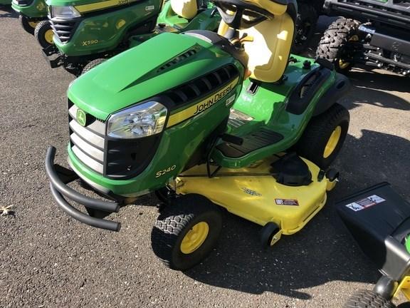John Deere S240 Riding Mower For Sale