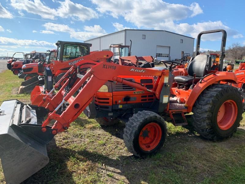 Kioti DK35 Tractor For Sale