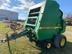 Baler-Round For Sale John Deere 456