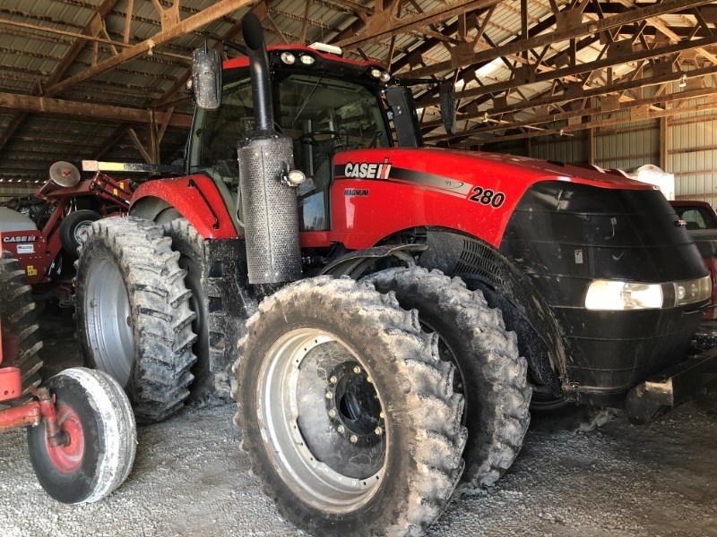 2016 Case IH MAGNUM 280 Tractor For Sale