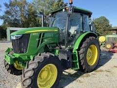 Tractor - Utility For Sale 2018 John Deere 6120E , 120 HP