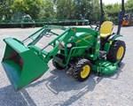 Tractor For Sale2012 John Deere 2320, 24 HP