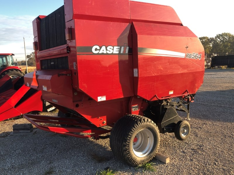 2008 Case IH RB564 Baler-Round For Sale