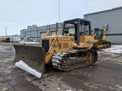 Crawler Tractor For Sale:  1996 Case 1150G