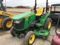Tractor For Sale 2017 John Deere 2032R , 32 HP
