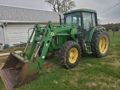 Tractor For Sale 2001 John Deere 6410 , 104 HP