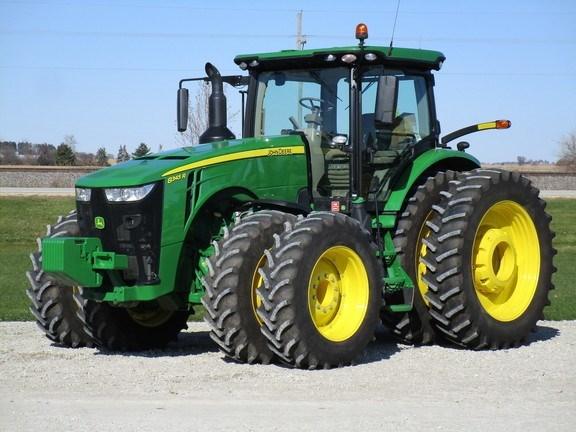 2019 John Deere 8345R Tractor For Sale