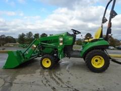 Tractor For Sale 2016 John Deere 1023E , 23 HP