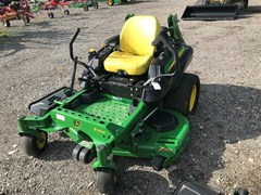 Zero Turn Mower For Sale 2016 John Deere Z930M
