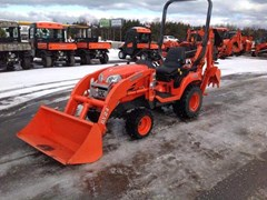 Tractor For Sale 2007 Kubota BX24TLB , 23 HP