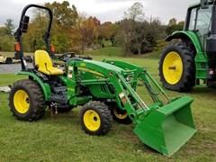 Tractor For Sale 2014 John Deere 2025R , 25 HP