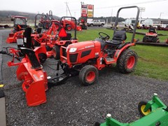 Tractor - Compact For Sale 2008 Kubota B2320HSD , 23 HP