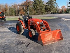 Tractor For Sale 2015 Kubota B2650HSD