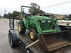 Tractor For Sale 2000 John Deere 790 , 30 HP