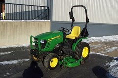 Tractor - Compact Utility For Sale 2015 John Deere 2025R , 24 HP