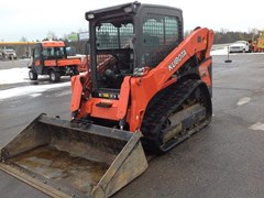 Skid Steer-Track For Sale 2016 Kubota SVL75-2HWC , 74 HP