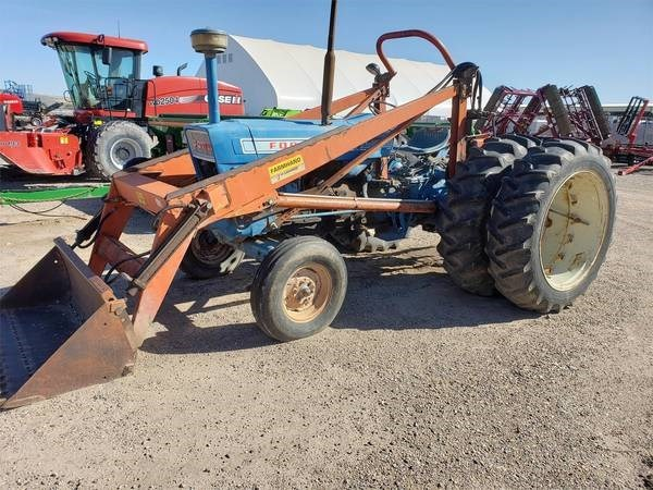 1972 Ford 7000 Tractor For Sale