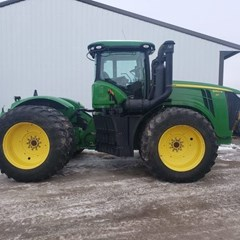 Tractor For Sale 2012 John Deere 9360R , 360 HP