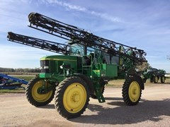 Sprayer-Self Propelled For Sale 2001 John Deere 4710