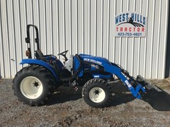 Tractor For Sale 2019 New Holland Boomer 45 , 45 HP