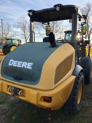 2015 John Deere 204K Wheel Loader For Sale