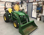 Compact Utility Tractor For Sale2013 John Deere 2032R, 32 HP